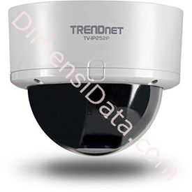Jual IP Camera TRENDNET [TV-IP252P]